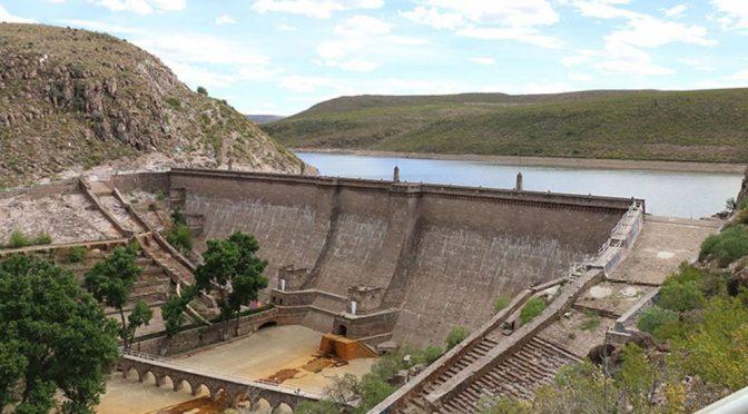 San Luis Potosí: Se acaba el agua en el estado (Plano Informativo)