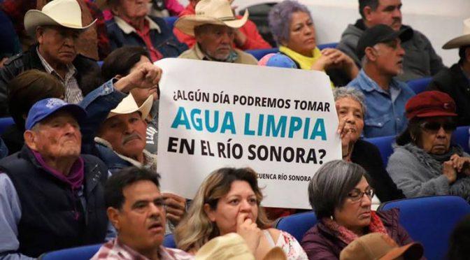 Sonora: Detallan acciones sobre derrame en río de hace cinco años (El Sol de México)