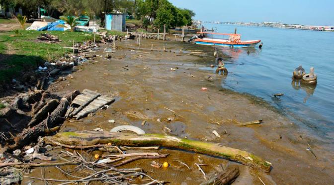 Tamaulipas: Hallan contaminación grave en ríos y presas (Expreso.press)