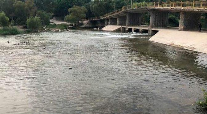 San Luis Potosí: Río Valles alcanza su nivel más bajo (Pulso)