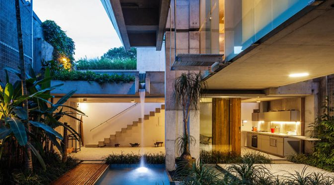 Usos innovadores del agua en la arquitectura (Arch Daily)