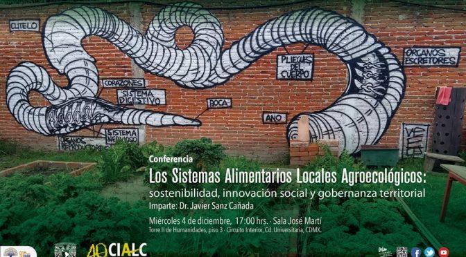 Los Sistemas Alimentarios Locales Agroecológicos