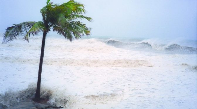 Playas amenazadas por estos agentes de la contaminación (La Razón)