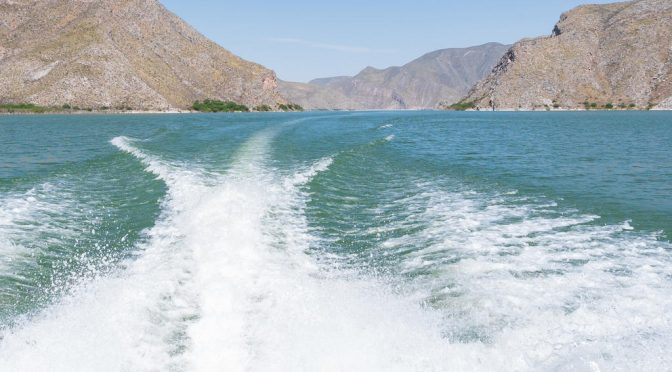 Chihuahua: Realiza Conagua negociación delicada para potabilizadora y acueducto (El Siglo de Torreón)