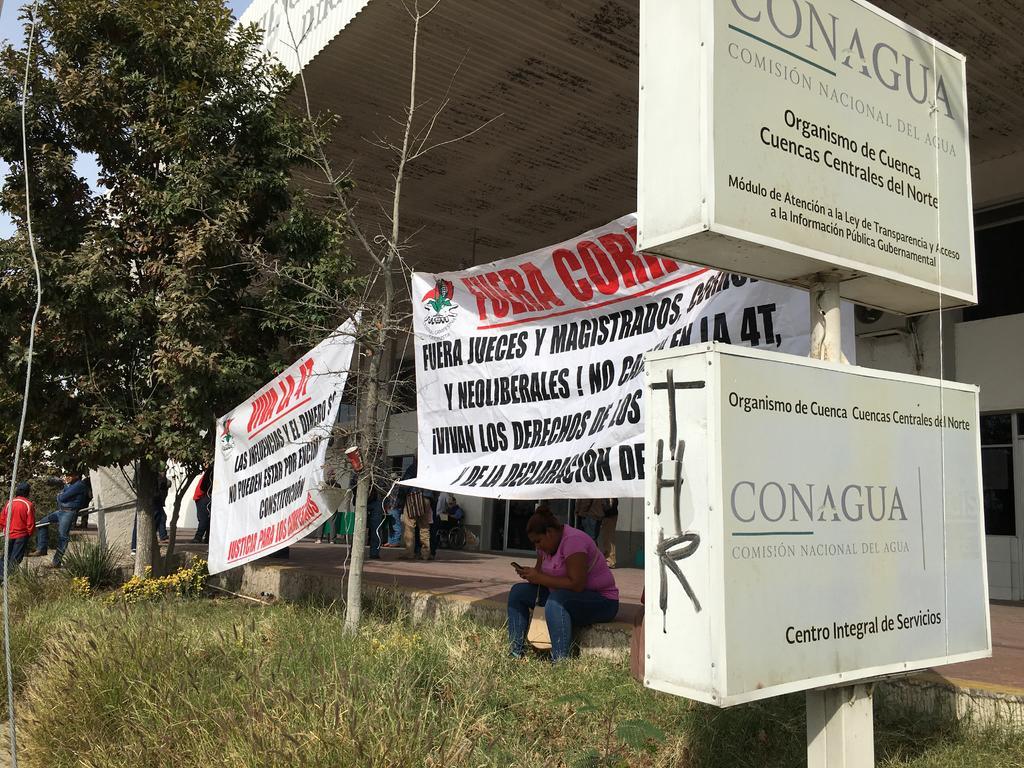 Coahuila: Protestan por huachicoleo de agua en la Comarca Lagunera (El Siglo de Torreón)