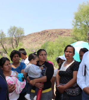 San Luis Potosí: En riesgo la salud de habitantes de Escalerillas por falta de drenaje y agua potable, alertan (El Heraldo)