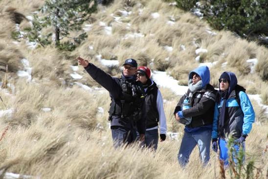 México: Invierte CGE 5.5 mdp para Obras de Conservación en el Parque Nacional Malinche (Argonmexico)