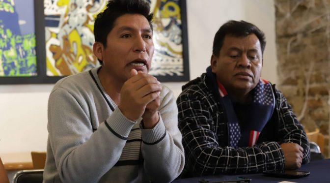 Puebla: Liberan a ecologista detenido; denuncia proceso amañado (La Jornada)