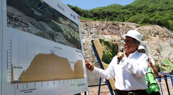 Guadalajara: Cuidan intereses y no abasto de agua (Diario NTR)