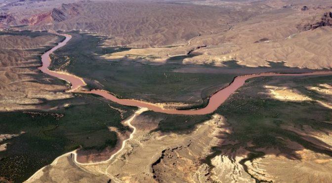México: EU racionará agua al país este 2020; medida afectará a BC y Sonora (Unimexicali)