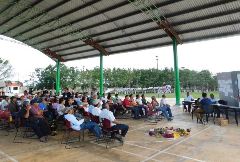 Campeche: Exigen frenar megaproyectos que dañan el agua (Pagína 66)
