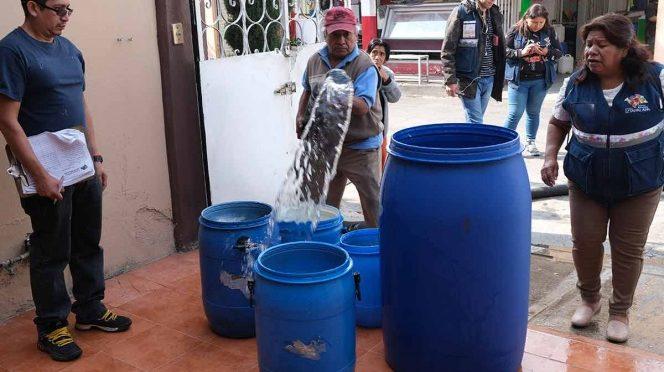 CDMX: último día de corte de agua en Iztapalapa; afecta 30 colonias (Excelsior)