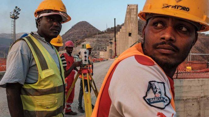 ¿vivir sin electrcidad? Etiopía defiende su represa sobre el Nilo (Excelsior)