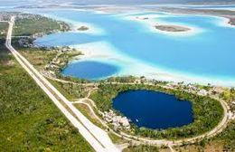 Contaminación por hidrocarburos en la cuenca Laguna Bacalar  y biorreactores para su remediación
