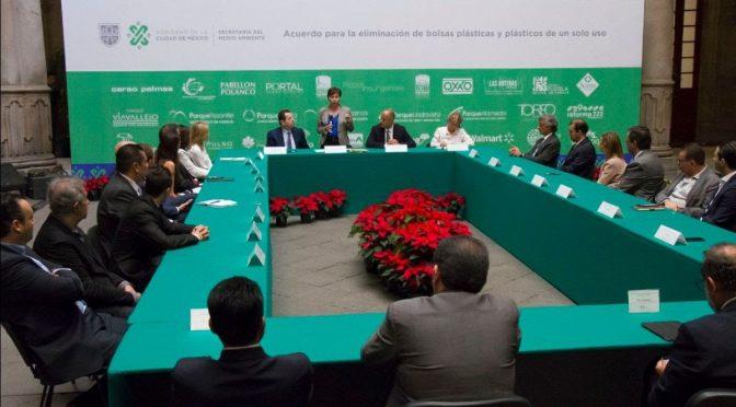 CDMX: La capital recibirá el año 2020 sin bolsas de plástico (Plumas Atómicas)