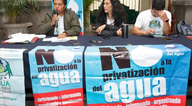 """Puebla: CONAGUA ha concesionado """"Arroyos secos sin nombre"""" para el paso de gasoductos (La Jornada de Oriente)"""