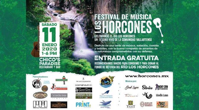 Festival de música Los Horcones