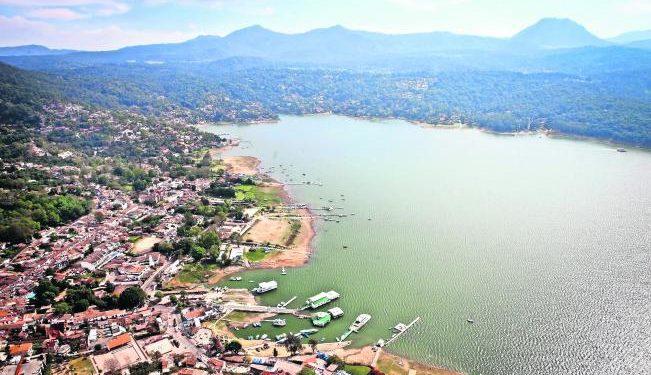 Edomex: #AlertaEcológica Drenajes alimentan presa de Valle de Bravo (Cuestión de polémica)