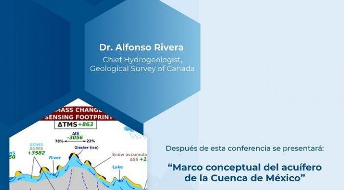 Conferencia: Sistemas de Flujo de Aguas Subterráneas y su Aplicación en la Gestión de Acuíferos