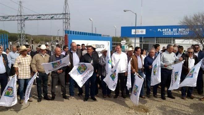 Nuevo León: inician obras de Presa Libertad (La Prensa de Monclova)