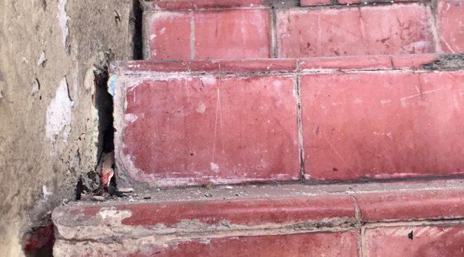 Coahuila: Fuga de agua provocaría hundimiento de edificios en Frontera (El Siglo de Coahuila)