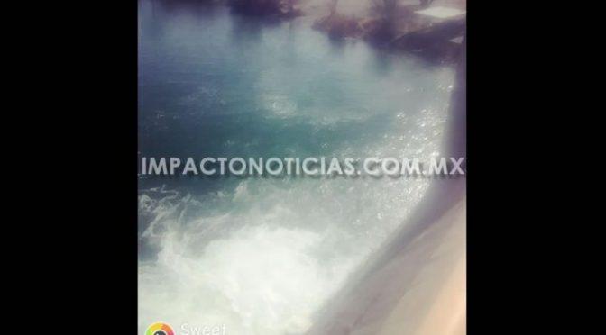 Chihuahua: Extraen agua por sifón del Lago Colina, asegura Conagua que es para mantener nivel; Asociación Agrícola va a verificar (Impacto Noticias)