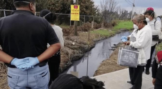 Morelos: Estudiantes defienden el río Yautepec (El Sol de Cuautla)