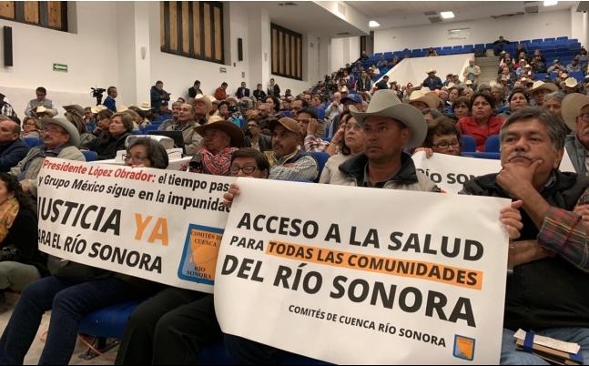 Sonora: Ordena la SCJN reapertura del Fideicomiso Río (El Universal)
