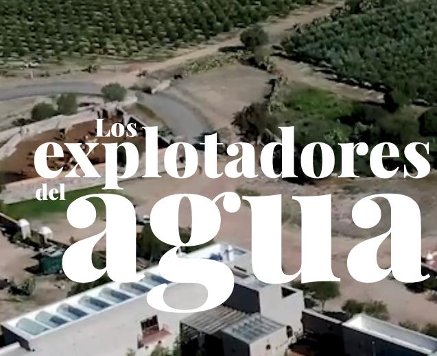 México: Los exploradores de agua (Contra la corrupción)