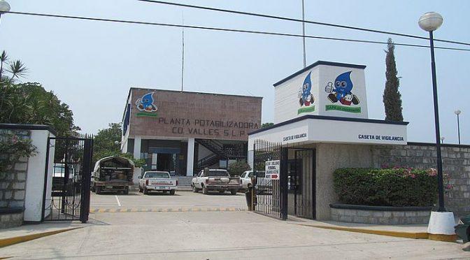 San Luis Potosí: Vallenses no gastan ni un día de salario en agua: Guillén (Huasteca hoy)