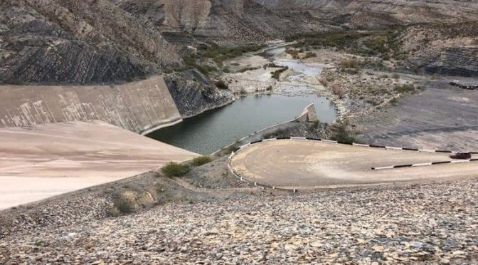 Chihuahua: Desmiente conagua vaciar la presa el granero, asegura que tiene 73.3% de su capacidad (La opción)
