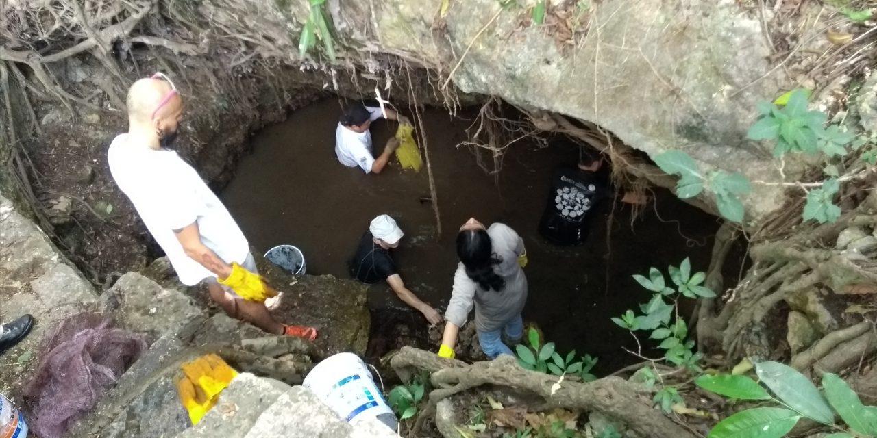 Yucatán: Ríos Subterráneos de Mérida contaminados por 300 mil fosas sépticas (Lector MX)