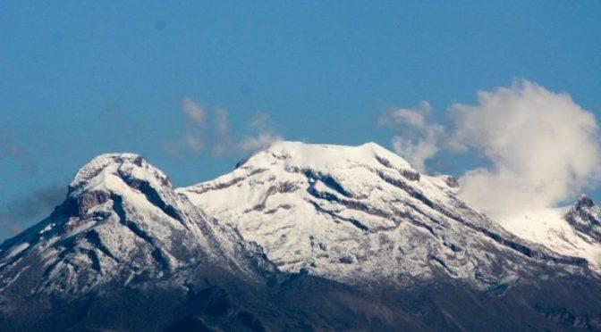 México: Glaciares como el del Izta y el Pico de Orizaba, se acercan a la extinción, advierte UNAM (Libre en el Sur)