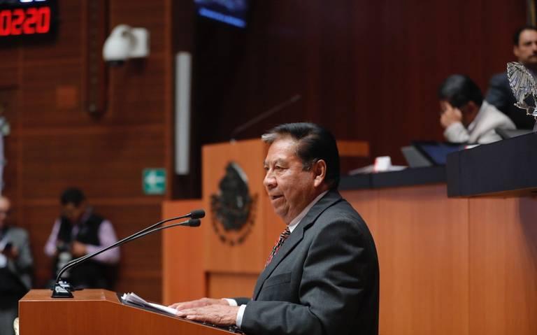 México: Destaca Joel Molina reformas a la Ley de Aguas Nacionales (El Sol de Tlaxcala)