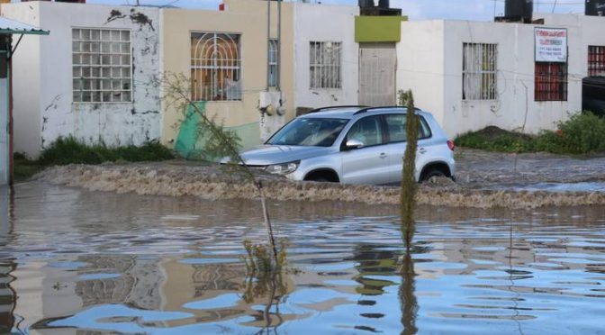Hidalgo: Proponen iniciativa para prevenir inundaciones (El Sol de Hidalgo)
