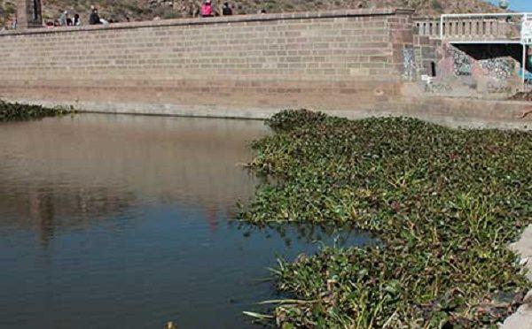 San Luis Potosí: Al 35% nivel de agua en las presas, preparan pozos para suministro (globalmedia)