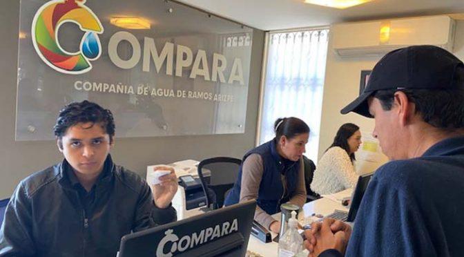 Coahuila: deben agua más de 10 mil (Diario de Monclova)