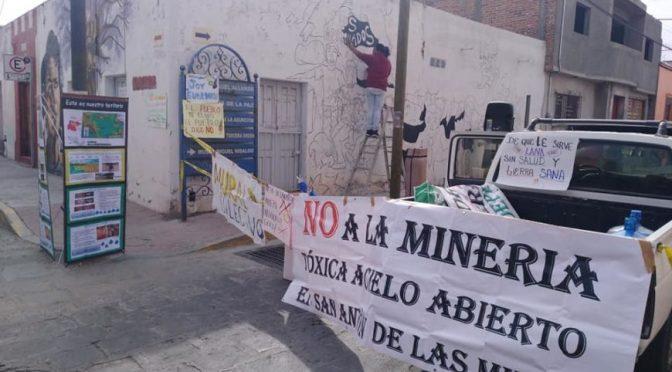 Guanajuato: Frenan proyecto minero a cielo abierto de filial canadiense en Dolores Hidalgo (Proceso)
