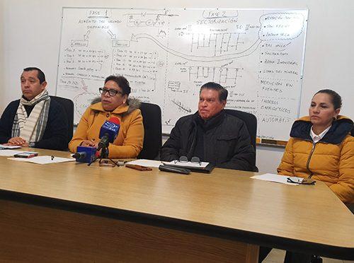 Zacatecas: Aumentan las tarifas del agua potable para el ejercicio 2020 (La Jornada Zacatecas)