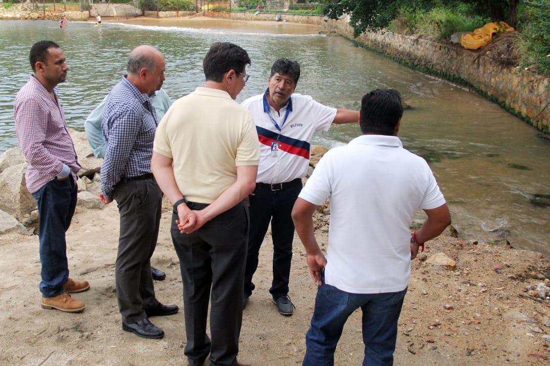 Guerrero: Capama suma esfuerzos para el saneamiento del Acapulco Tradicional (El Sol de Chilpancingo)