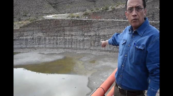 Chihuahua: Nivel de agua en el Granero asegura ciclo de riego 2020 y 2021: Conagua (omnia)