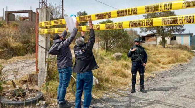 Edomex: Clausura PROPAEM siete tiraderosa cielo abierto en Naucalpan (Mexiquense)