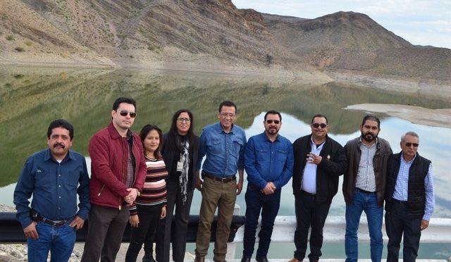 Chihuahua: Acuden diputados al Granero, no está seca y garantiza Conagua riego el ciclo (El Pueblo)