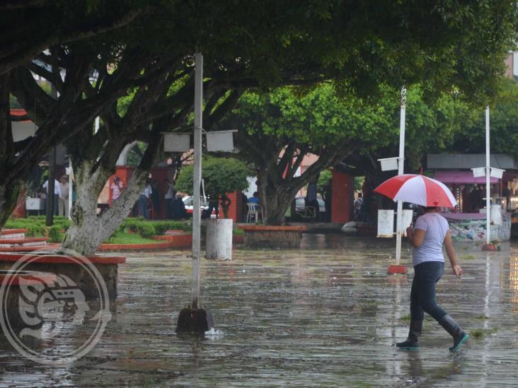 Veracruz: Frente frío 32 deja lluvias moderadas en la regíon (Vanguardía Veracruz)