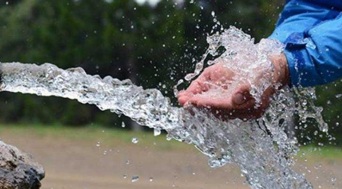 Oaxaca: agua, un derecho que todos deben cuidar (El Imparcial de Oaxaca)