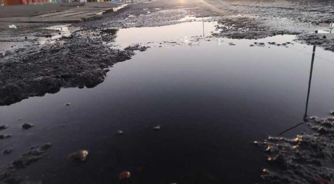 CDMX: Reportan fuga de agua en la Picacho-Ajusco (Milenio)