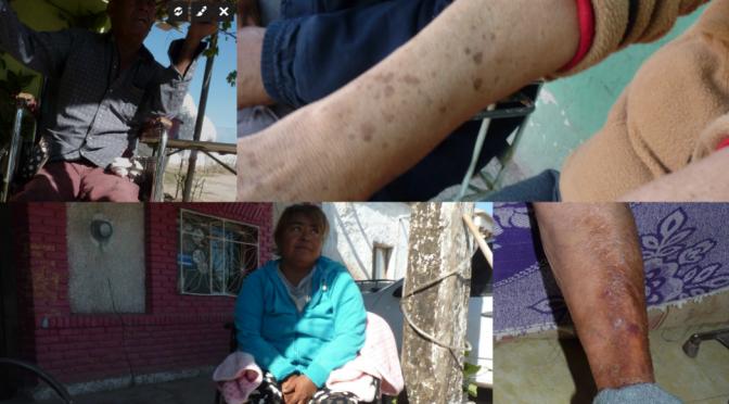 Por años bebieron agua de pozos llenos de arsénico. Hoy el cáncer invade a habitantes en Coahuila (SinEmbargo)