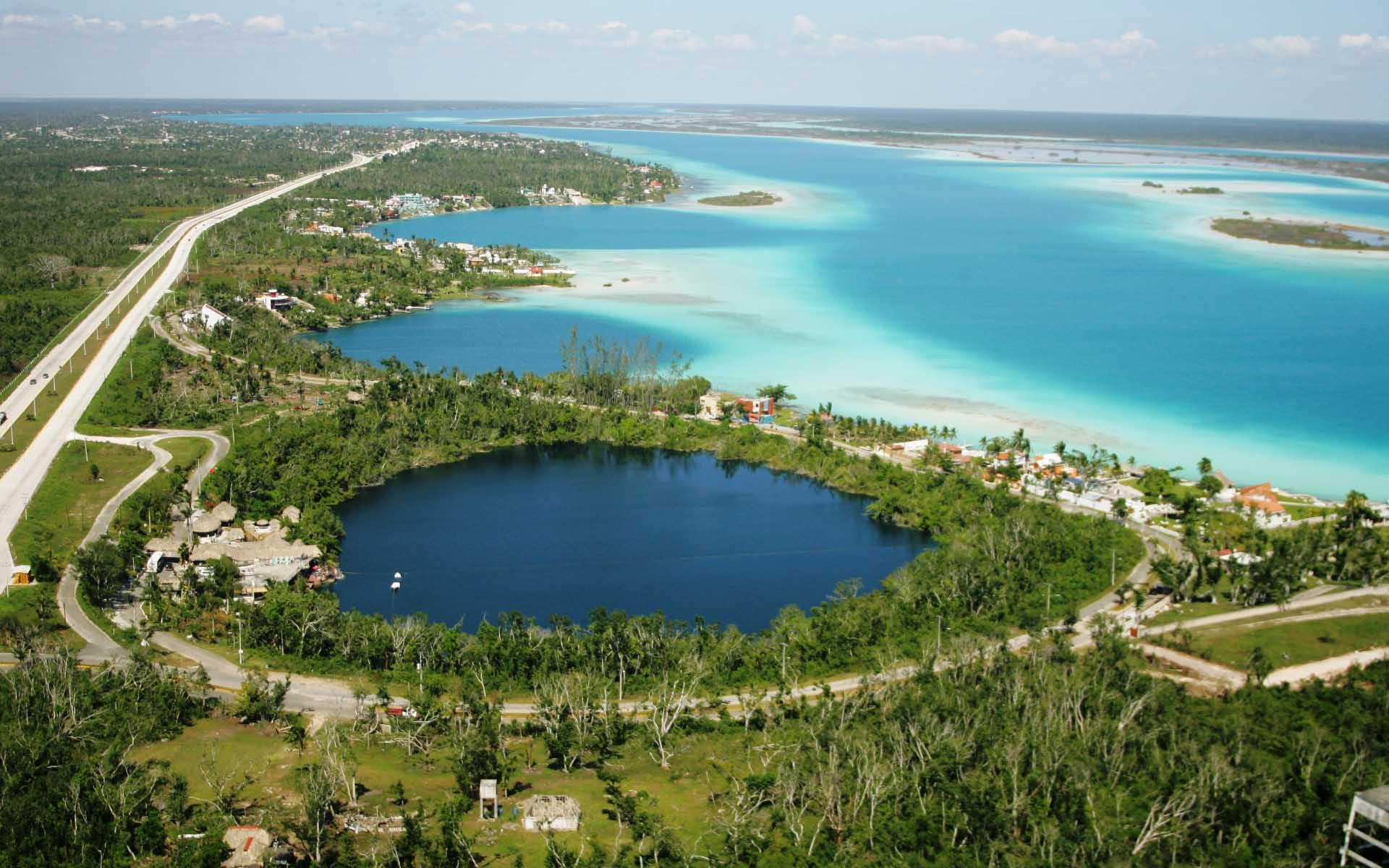 Ciclo de vida turístico de Bacalar, Pueblo Mágico, Quintana Roo