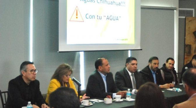 "Chihuahua: Cancela Conagua reunión con diputados por ""polarización"" al tema de las presas (OMNIA)"