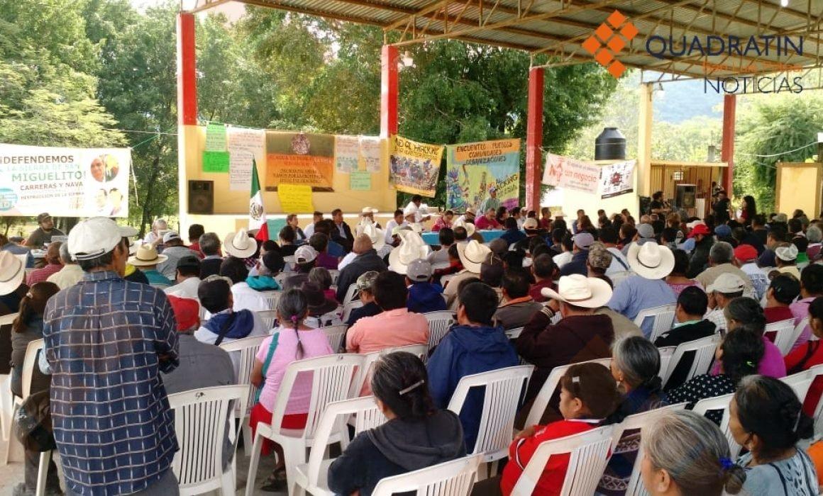 San Luis Potosí: la huasteca potosina exige prohibir en la ley federal el fracking (Quadratín SLP)